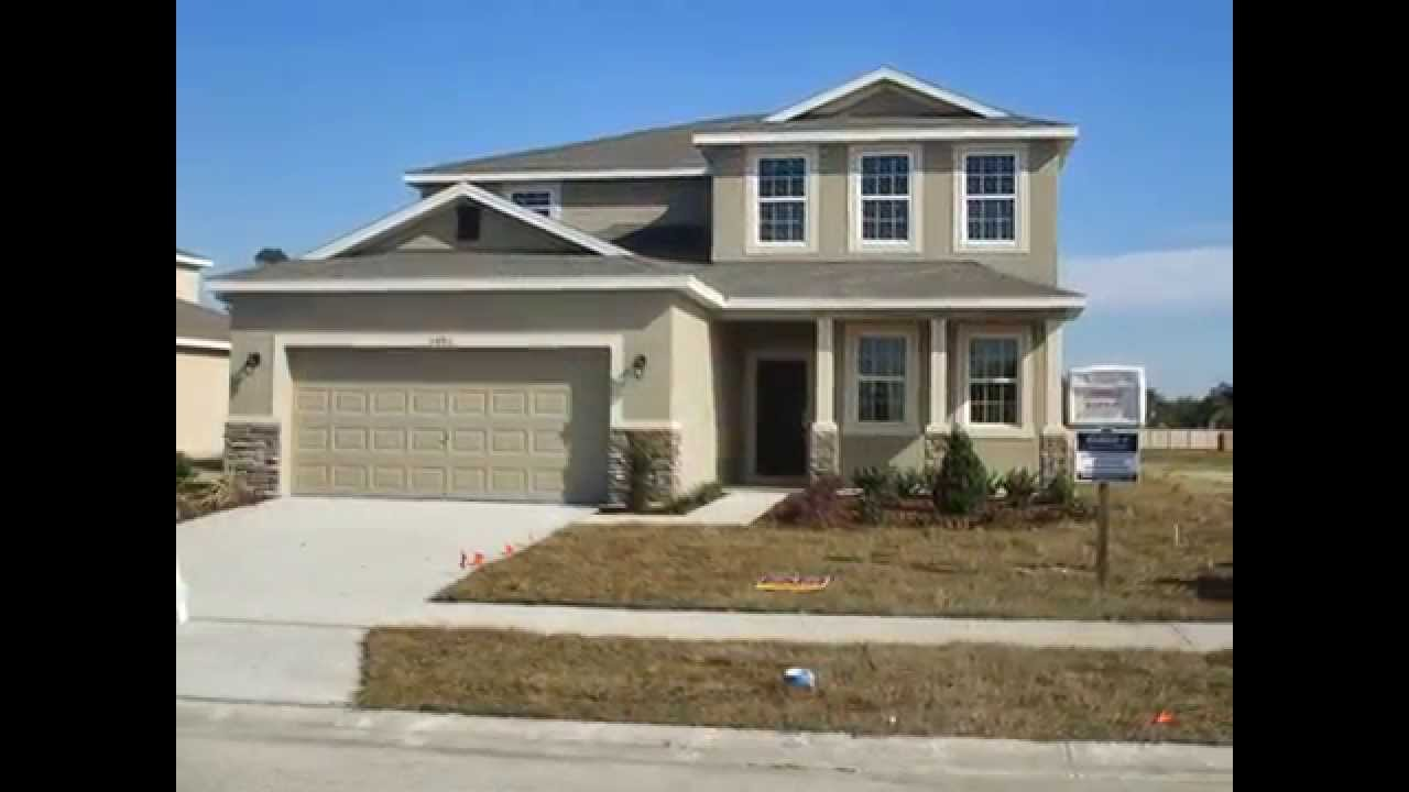 Lake Smart Estates New Homes In Winter Haven Florida