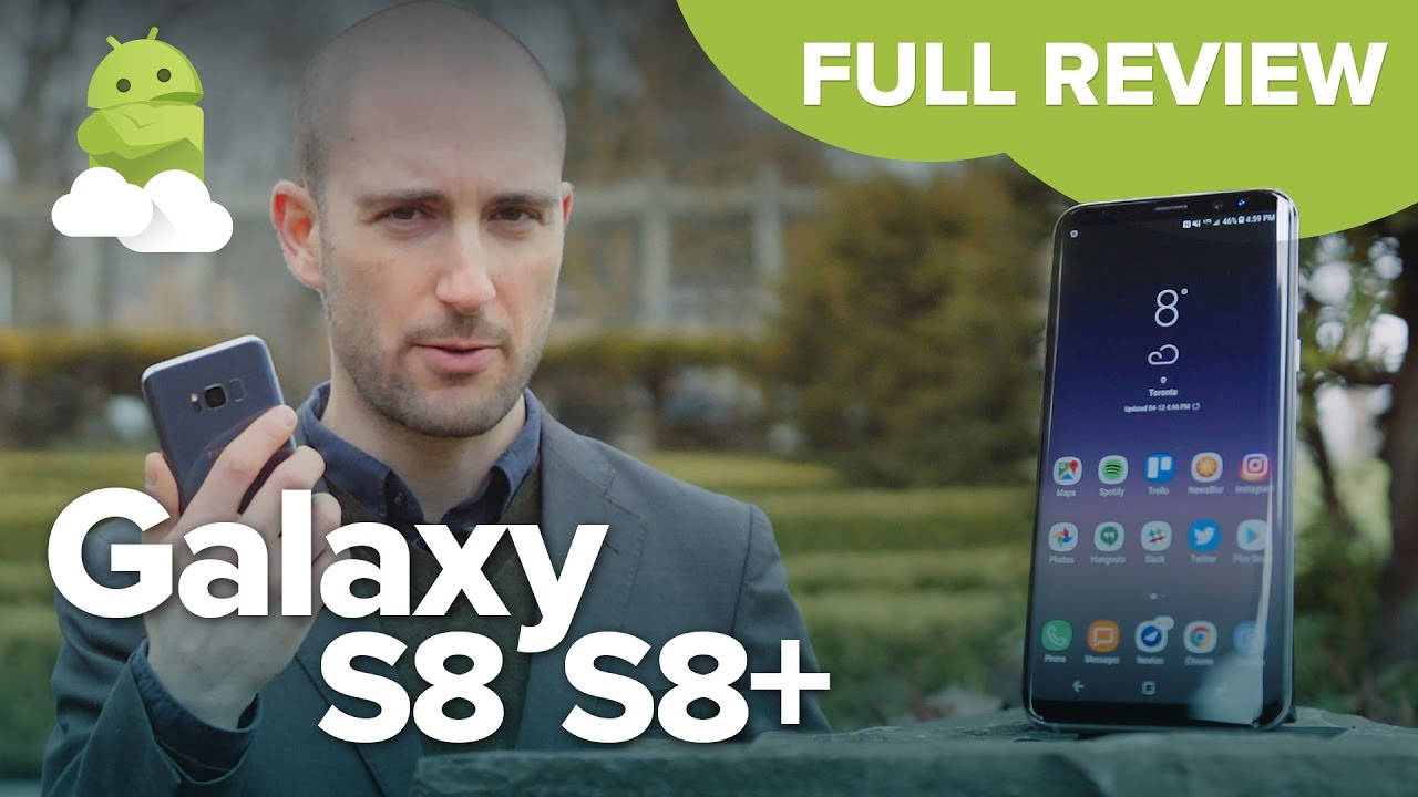 Samsung Galaxy S8 Review!