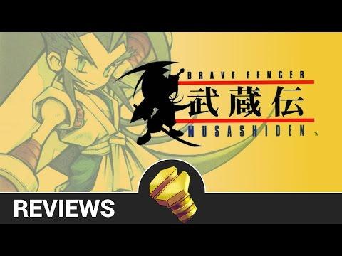Brave Fencer Musashi Review - The Golden Bolt