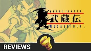 Brave Fencer Musashi Review - The Golden Bolt