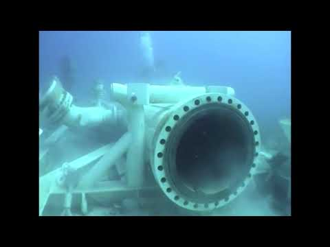 subsea spool installation