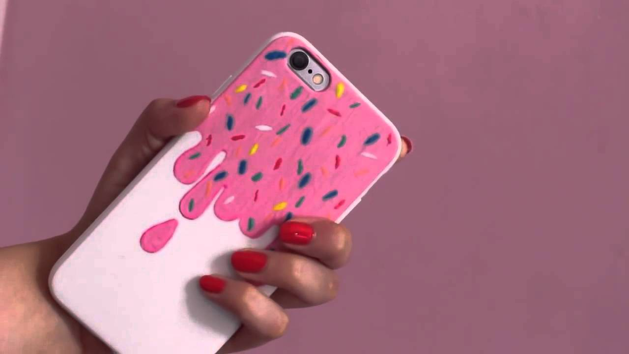 Diy colourful and easy summer phone case designs for Case design