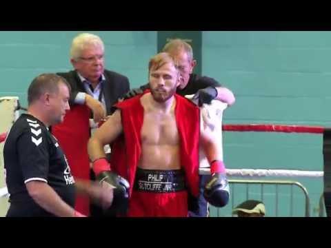Philip Sutcliffe Jnr Vs Gieboord Omier - Black Flash Promotions, BBTV Live & VIP Boxing