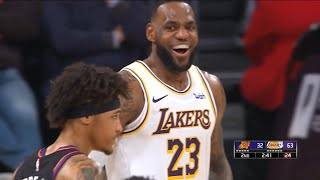 Los Angeles Lakers vs Phoenix Suns 1st Half Highlights | January 1, 2019-20 NBA Season