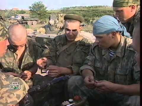 Дагестан. Начало Второй Чеченской