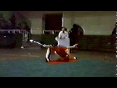 【武術】1984 男子刀術 / 【Wushu】1984 Men Daoshu (Broadswordplay)