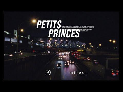 Petits Princes  Yacine Adli, Moussa Dia et Timothy Weah : les titis parisiens