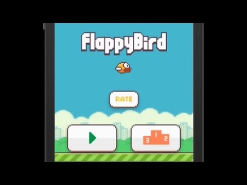 Review: Flappy Bird (for iOS & Google Play)