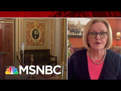 McCaskill: Senators Considering Stipulation To Enter Written Testimony Into Record   MSNBC