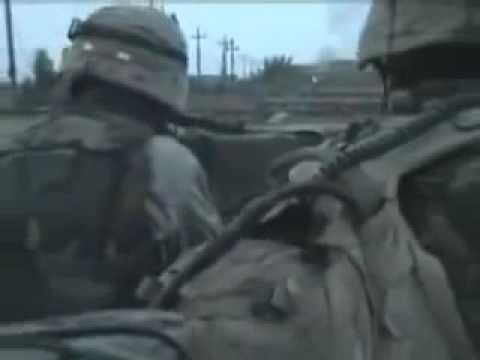 |First battle of Fallujah | 3/1 Marines in Danger Close Combat