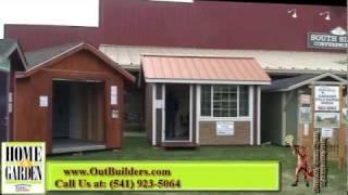 Outbuilders Storage Sheds & More | Central Oregon Home Show