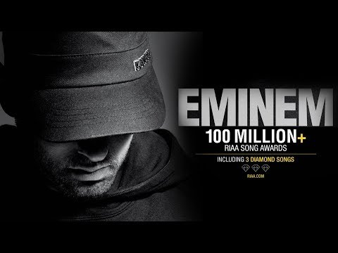 Eminem Becomes First Rapper To Sell Over 100 Million Singles