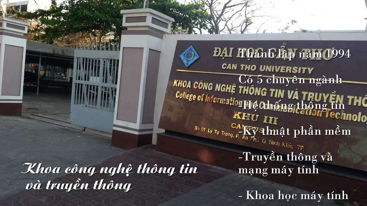 Giới thiệu Đại học Cần Thơ