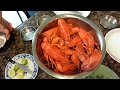 Vietnam street food - Live Lobster cooked in 3 different ways for 5 people dinner meal