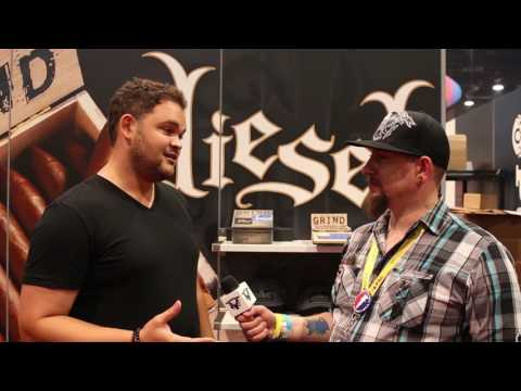 IPCPR 2017 Las Vegas - Diesel with Justin Andrews