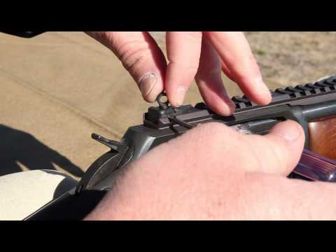 XS How To -  Zero Your Hunting Rifle Sights