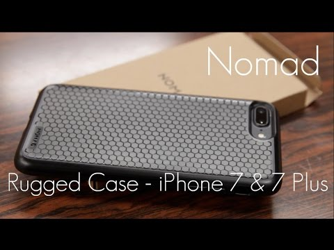 super popular 7311e 260bc Nomad Rugged Case iPhone 7 & 7 Plus - Review / Demo