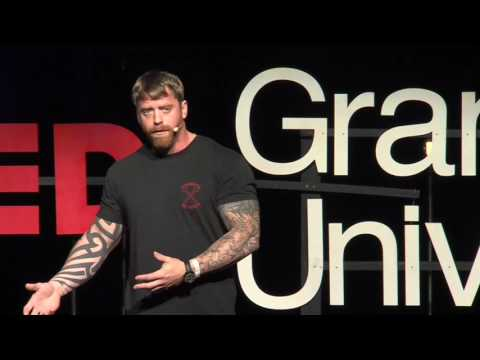 Purpose, Process, and Love | Jeff Nichols | TEDxGrandCanyonUniversity