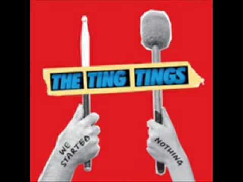 Traffic Light - The Ting Ting's