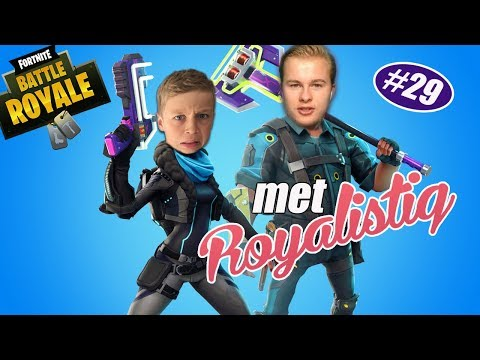 ROYALISTIQ & TUUR weer FORTNITE DUO (GAMES #29)