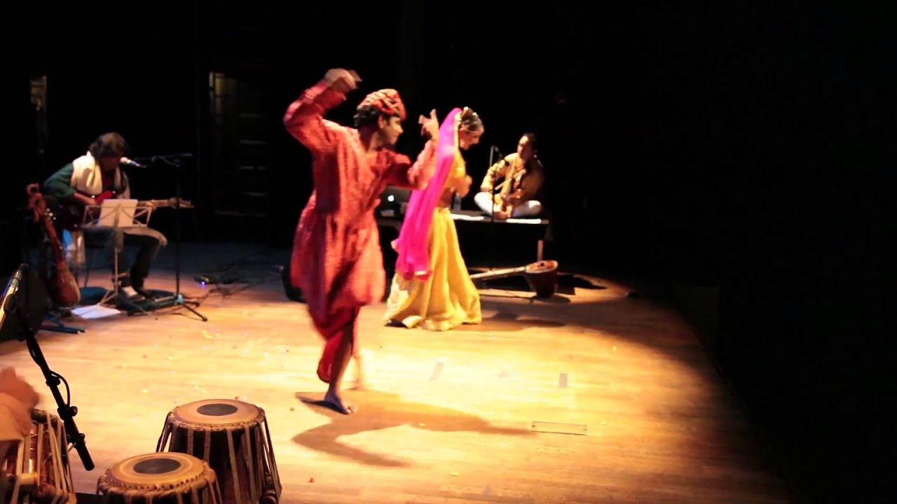 Bharatam: musical journey to India