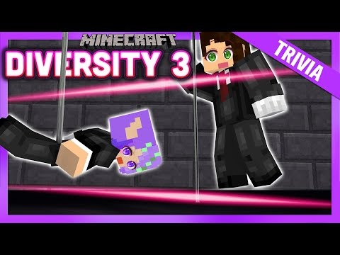 Mission Impossible - Minecraft Diversity 3 w/ iHasCupquake & StacyPlays - Ep.20