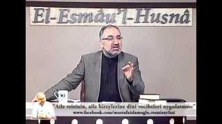 SoruCevap - Aile reisinin aile bireylerine dini vecibeleri uygulatması / Mustafa İslamoğlu