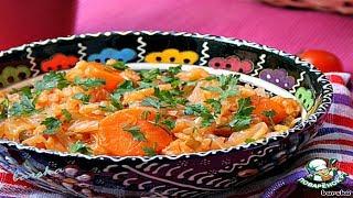 Рецепты вторых блюд. Лаханоризо. Простые рецепты на каждый день