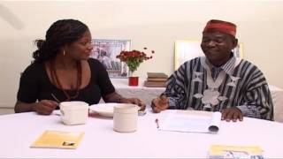 MORNING RIDE ANITA OWUSU INTERVIEWS BROTHER JAMES ON SPIRITUAL USES OF SALT