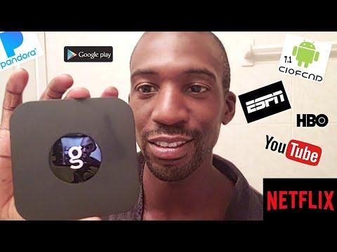 Matricom G-Box Q3TV Android 7.1 4K TV Box Stearming Device Review |Juice84 | Margate Vegan Vlogger