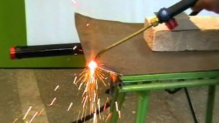 HHO Водородно-Кислородное сварочное оборудование(HHO горелка. Водородно-кислородное пламя обладает высокой эффективностью и является качественной заменой..., 2011-06-09T10:11:11.000Z)