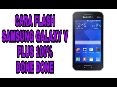 cara-flash-samsung-galaxy-v-plus-bootlop