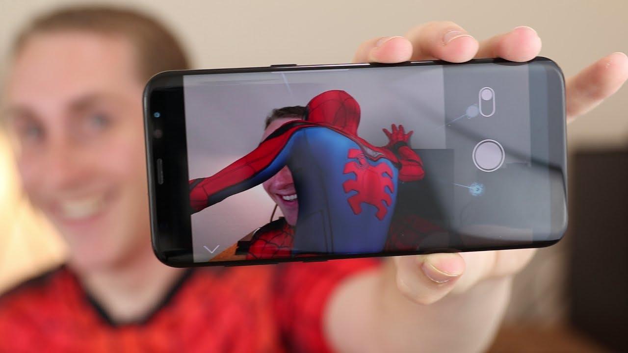 IPHONE SPIDER APP REPARATUR