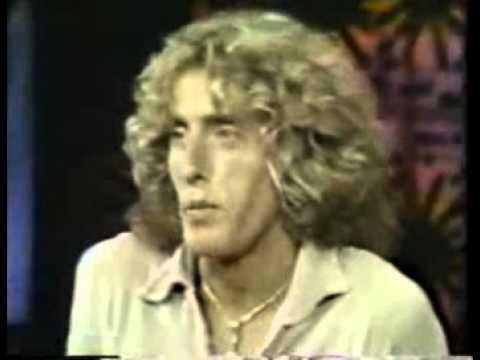 Roger Daltrey Wonderama 1975