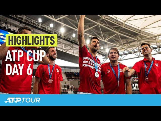 Through To The Final 8 | Day 6 Highlights | ATP CUP