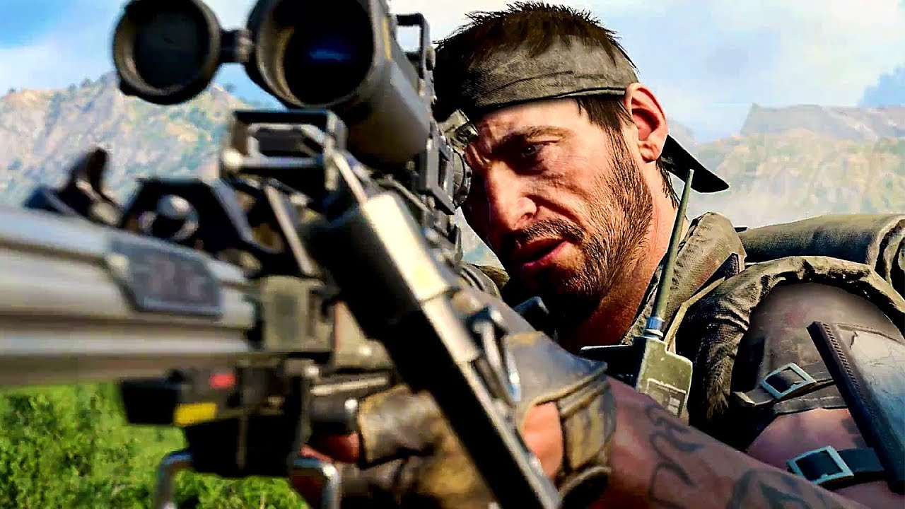 CALL OF DUTY: BLACK OPS 4 Bande Annonce de la Map (2018) PS4 / Xbox One / PC