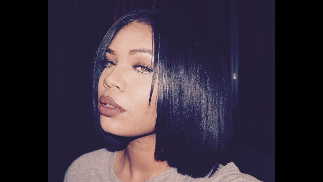 Rihanna work official music video inspired bob feat outre gem rihanna work official music video inspired bob feat outre gem yaki hair youtube urmus Gallery