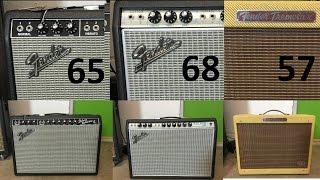 3 Fender Deluxe Amp Shootout