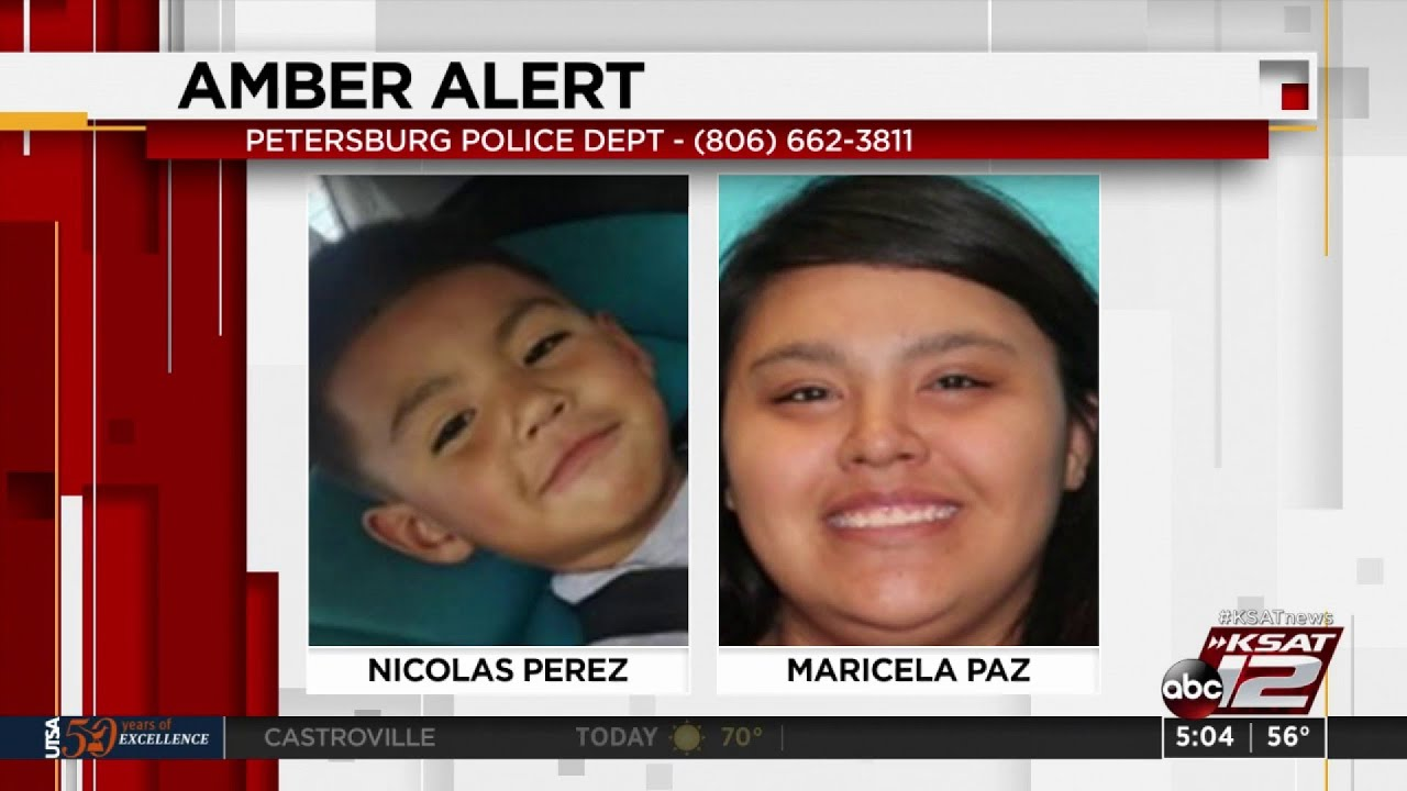 Amber Alert Issued for Missing Texas 1-Year-Old
