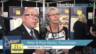 Dublcheck Franchisee Testimonial - Peter & Prue Davies