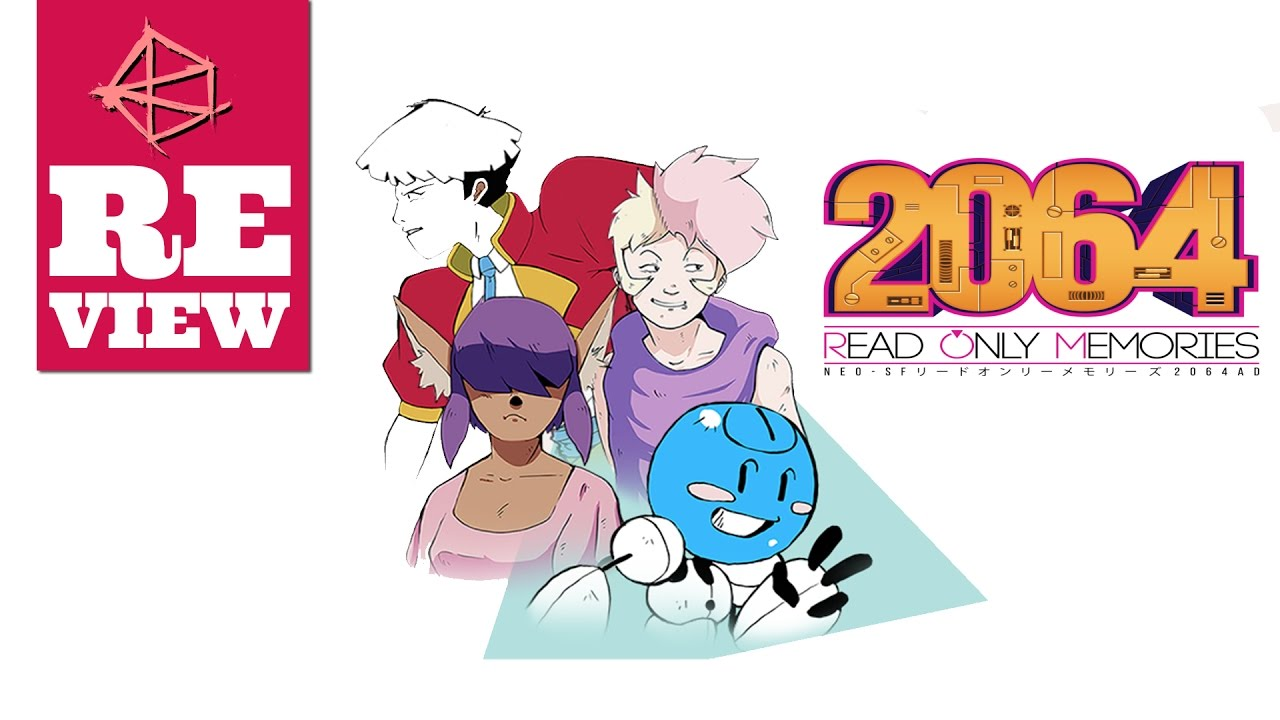 2064: Read Only Memories PS4 Review