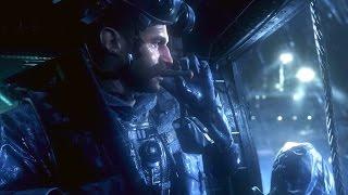 "Call of Duty Modern Warfare Remastered Прохождение Часть 1 ""Корабль"""