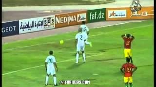 الجزائر 2-1 غينيا 06/06/2017  Algerie 2-1 Guinée