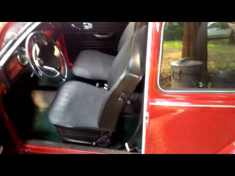 1969 VW beetle for sale