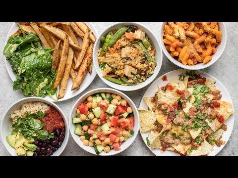 easy-5-ingredient-meals-(vegan-healthy)