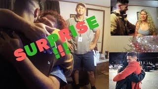 SURPRISING MY FAMILY FOR CHRISTMAS!!!