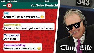 Das ENDE von YOUTUBE! 😥 | YouTuber in einer WhatsApp Gruppe