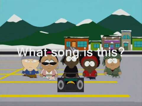 Song from South Park YouTube
