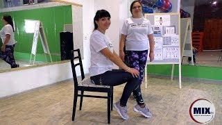 Лучшие физические упражнения для офисных работников. Упражнения сидя на стуле в офисе и школе