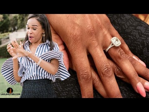 Details On Michelle Williams Engagement Ring, It Cost How Much?!
